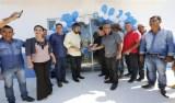 Maurão de Carvalho participa de inauguração de Unidade Básica de Saúde em Cujubim
