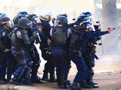 PM convoca Força Nacional e reforça efetivo para protesto de sexta no DF