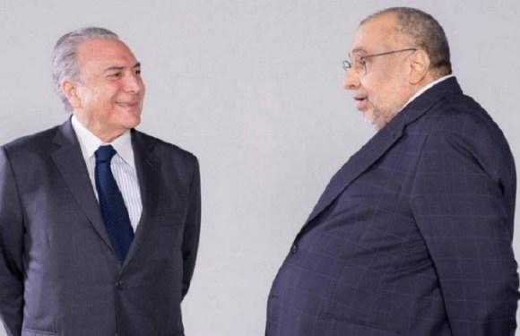 'Perdi um amigo', diz Temer sobre morte do jornalista Jorge Moreno