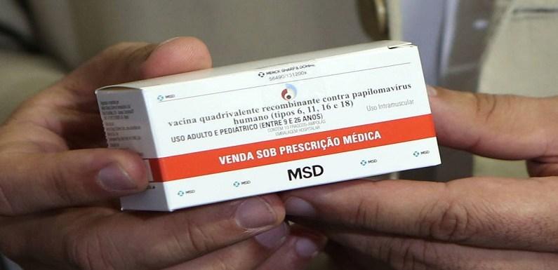 Indicação da vacina de HPV será ampliada para meninos até 15 anos