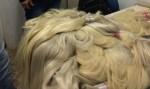 Ação conjunta da PF apreende 25 kg de cabelo humano contrabandeado