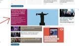 """Ilustração de Cristo Redentor armado é """"ofensa"""" ao Brasil, afirma Arquidiocese"""