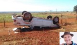 Humorista Tom Carvalho sofre acidente de carro em Santa Fé de Goiás