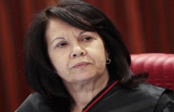 Presidente do STJ toma decisão favorável a ela mesma para não pagar imposto