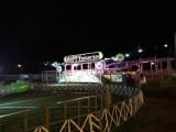 Brinquedo descarrilha e deixa três feridos em feira agropecuária de RO