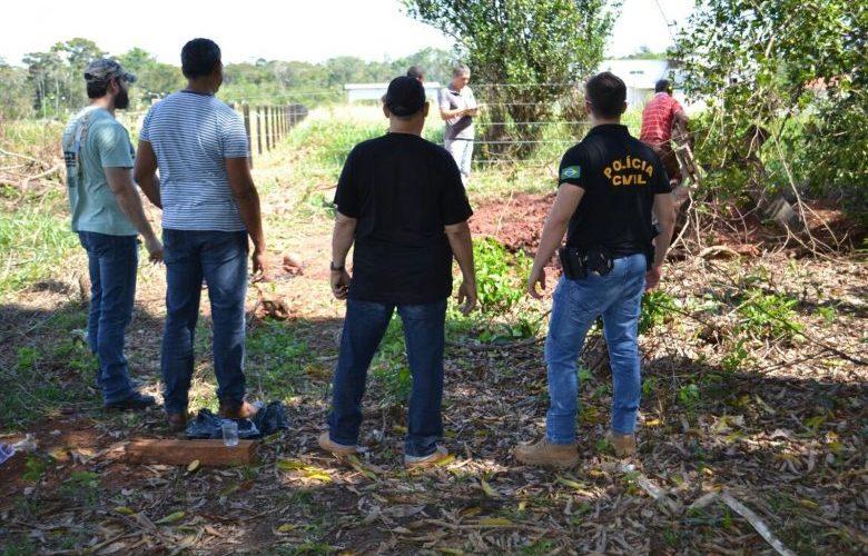 Crânios humanos são achados em poço de fazenda em Rondônia