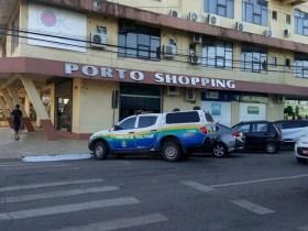 Idosa morre dentro de shopping em Porto Velho (RO)