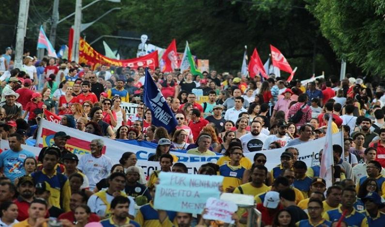 Centrais sindicais confirmam nova greve geral para o dia 30