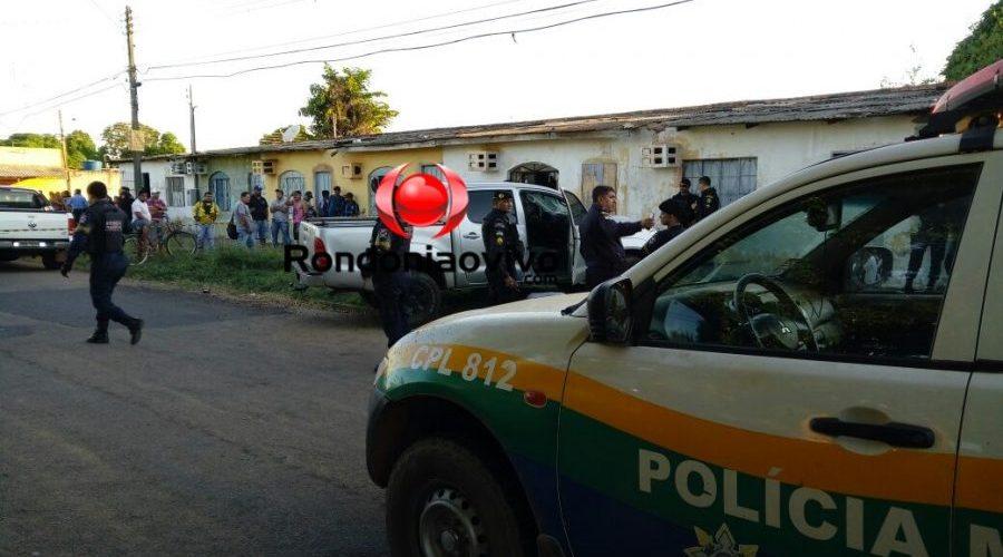 Sargento é executado com mais de 10 tiros em Porto Velho