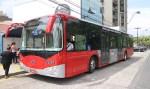 Primeiro ônibus elétrico produzido no Brasil circulará pelas ruas de São Paulo