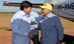 Cleiton Roque agradece governador por contratação de transporte escolar para atender Candeias do Jamari