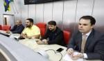 Léo Moraes preside reunião para discutir 'Lei dos Decibéis'