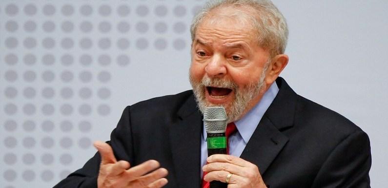 "Apoio a Bolsonaro é ""fruto do ódio"", diz Lula"