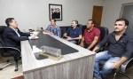 Maurão de Carvalho garante apoio para a realização da Expoazza
