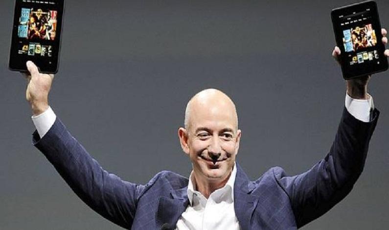 Fundador da Amazon supera Bill Gates e é o mais rico do mundo, diz 'Forbes'
