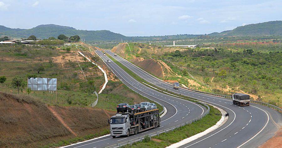 Governo autoriza reajuste de 10% em pedágio na 040, entre Juiz de Fora e Brasília