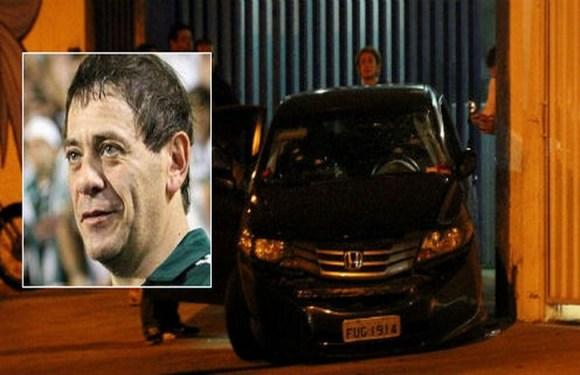 Polícia prende principal suspeito de matar fundador da Mancha Verde em SP