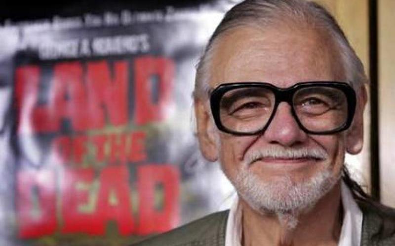 George A. Romero, diretor de a Noite dos Mortos-Vivos, morre aos 77 anos