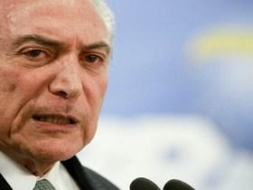 Planalto instala 'misturador de voz' no gabinete de Temer
