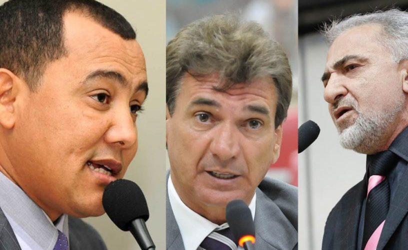 Ex-presidentes da ALE de RO são alvo de operação por fraude na locação de aeronaves