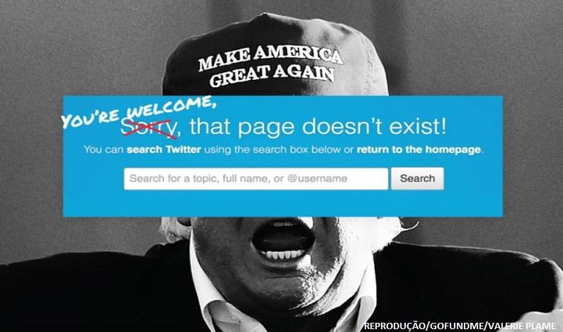 Ex-espiã da CIA inicia vaquinha para comprar Twitter e expulsar Trump