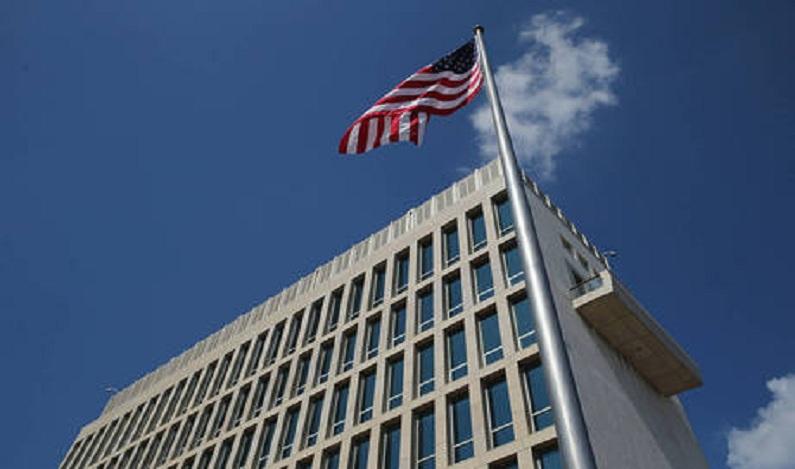 EUA expulsa dois diplomatas cubanos de embaixada em Havana