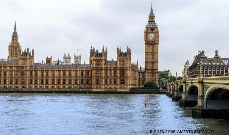 Símbolo de Londres, Big Ben é desligado para obra de restauro por quatro anos
