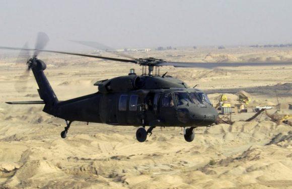 URGENTE: Helicóptero Black Hawk cai próximo ao Havaí com 5 tripulantes