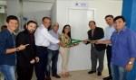 Cleiton Roque destaca eficiência da Polícia Civil em inauguração de Posto Avançado de Identificação