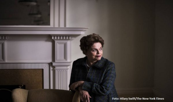 PT deve se aliar a partidos que votaram pelo impeachment de Dilma Rousseff