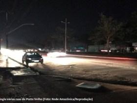 Apagão de quase 1h deixa cidades de Rondônia e Acre sem energia