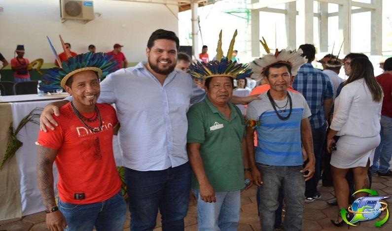 Jean Oliveira emite nota de pesar pelo falecimento súbito do indígena Claudio Gerinny Tupari