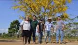 Léo Moraes visita de União Bandeirantes e destina recursos para fomentar agricultura do distrito