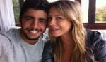 Marido de Luana Piovani posta na Internet foto da atriz completamente nua