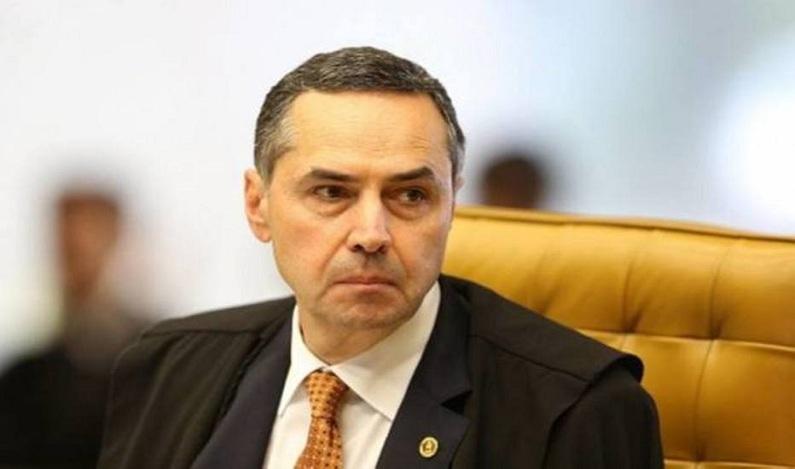 'Operação abafa' contra corrupção é realidade ostensiva, diz Barroso
