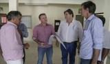 Deputado Luizinho destina recursos para prefeitura de Cabixi adquirir mini carregadeira