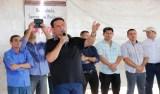 Maurão de Carvalho prestigia dia de campo com foco na produção leiteira