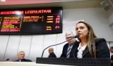 Rosângela Donadon requer Voto de Louvor a Gilberto Oliveira