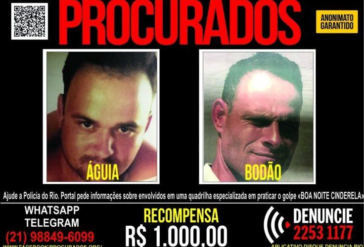 Quadrilha já atacou pelo menos 58 homens com 'boa noite Cinderela' no RJ