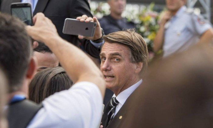 PEN, partido no qual Bolsonaro quer se candidatar à presidência, é contra prisão em segunda instância