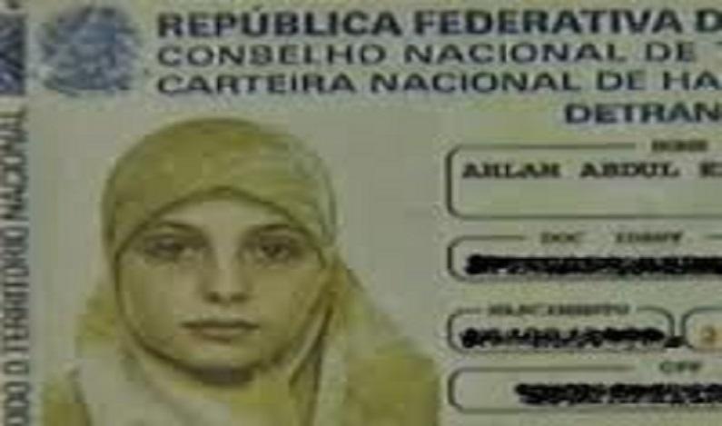 Juíza do Distrito Federal permite que muçulmana use véu em foto da CNH