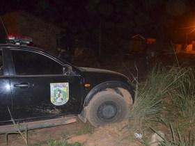 Homem é morto a tiros após tentar estuprar menina e agredir policial na cabeça com facão, em RO