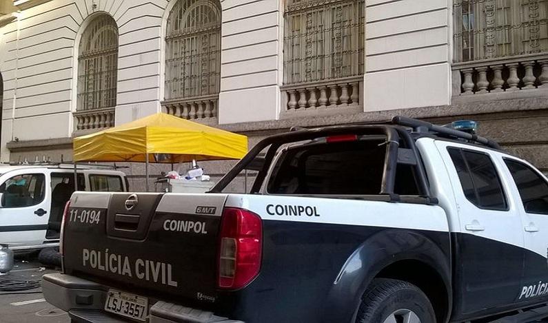 Grupo que cobrava propina para liberar corpos no IML é preso