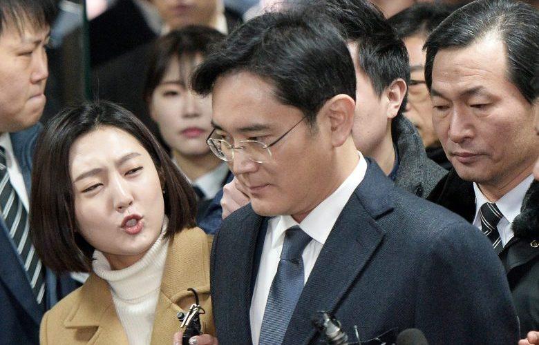 Coreia do Sul pede 12 anos de prisão para herdeiro da Samsung