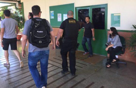 Seis diretores do Detran-MS e outros 7 são presos em ação contra corrupção e lavagem de dinheiro