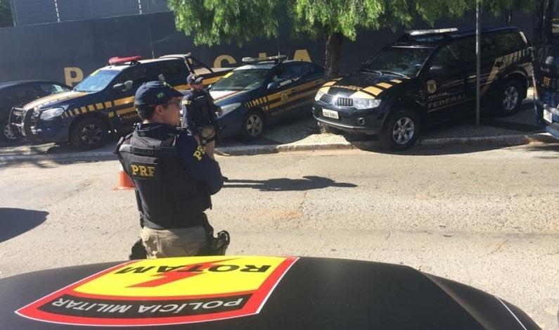 Força-tarefa deflagra 2ª fase de operação contra roubo de cargas em Goiás, mais 4 estados e no DF