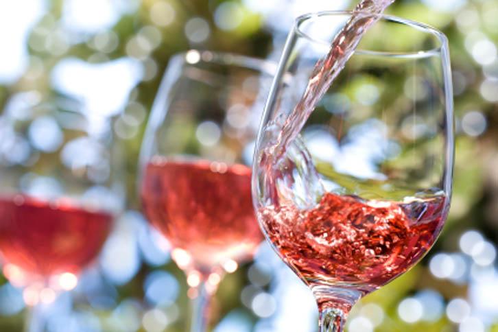 Vinhos rosé são a nova febre nos EUA