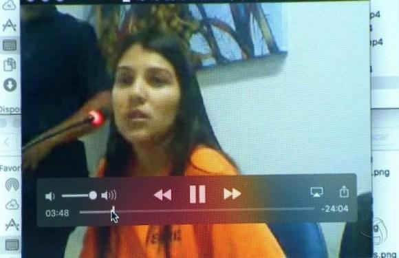 Jovem é condenada a 18 anos por matar namorada do ex a tiros em MS