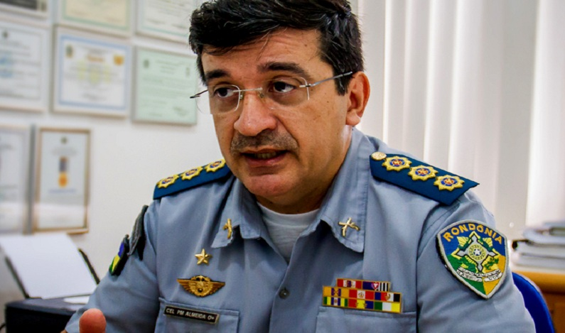 Polícia Militar apreende mais de 80 armas por mês em Rondônia