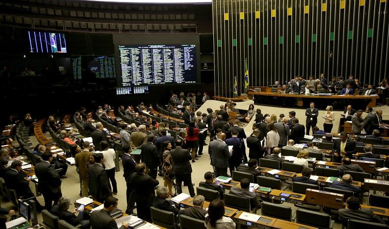 Câmara aprova criação de fundo público de financiamento de campanhas
